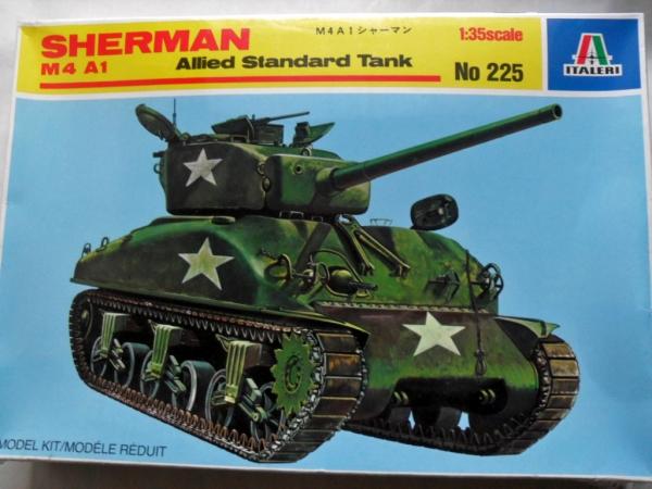 sherman M4A1 37611s10
