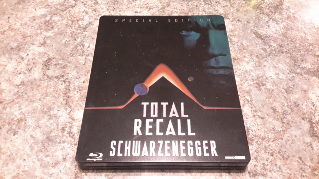 Total Recall : Edition spéciale 4K Ultra HD 16061610