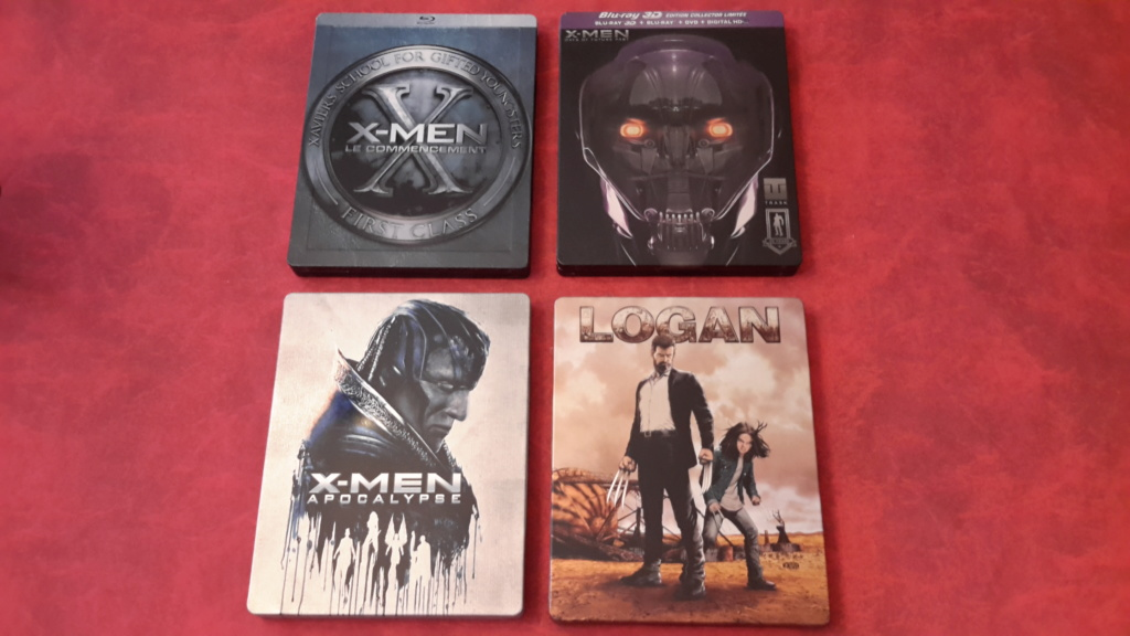 Topic sur les steelbook / Digibook - Page 30 20200214