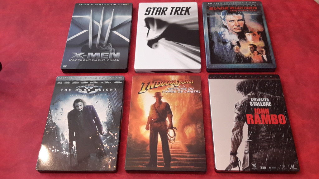 Topic sur les steelbook / Digibook - Page 30 20200220