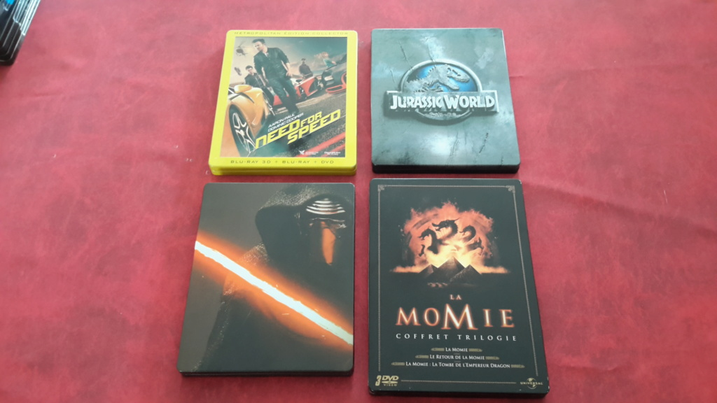 Topic sur les steelbook / Digibook - Page 30 20200225