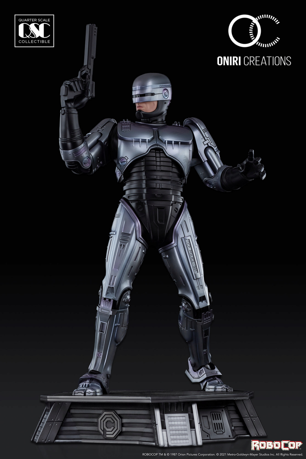 Oniri Créations : RoboCop (1987) 1:4 24468110