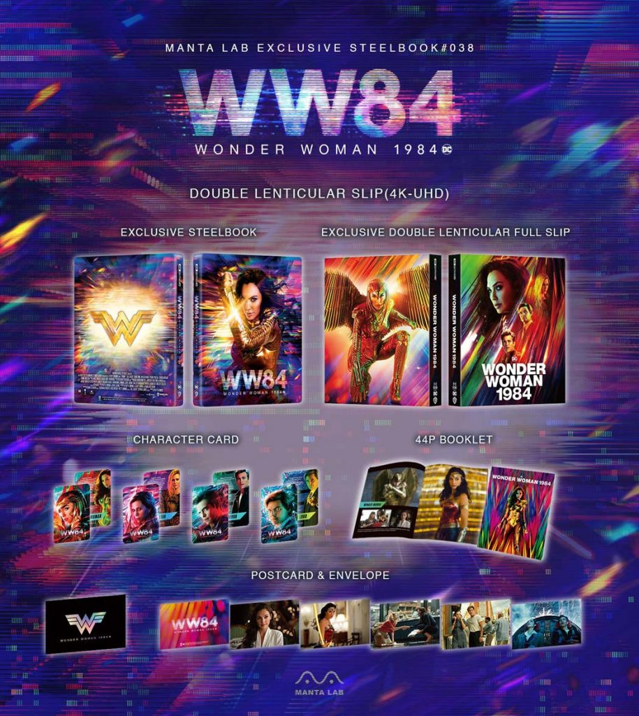 Wonder Woman 1984 : Edition Collector Steelbook - Page 2 Dls_pa10