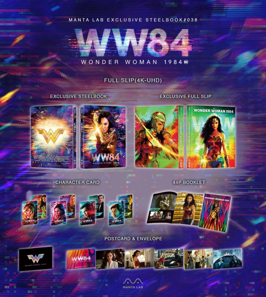 Wonder Woman 1984 : Edition Collector Steelbook - Page 2 Fs_pac11