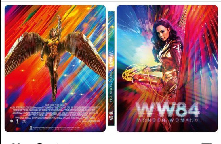Wonder Woman 1984 : Edition Collector Steelbook Wonder10