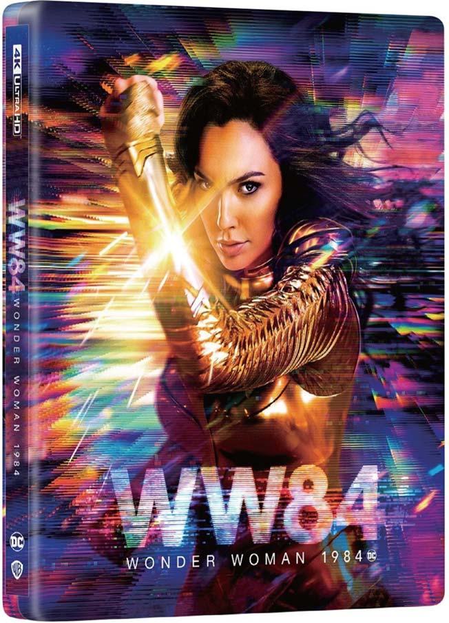 Wonder Woman 1984 : Edition Collector Steelbook Wonder11