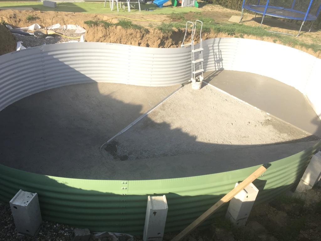 profondeur excavation / Gravier de drainage / plot réglable ? Img_2310