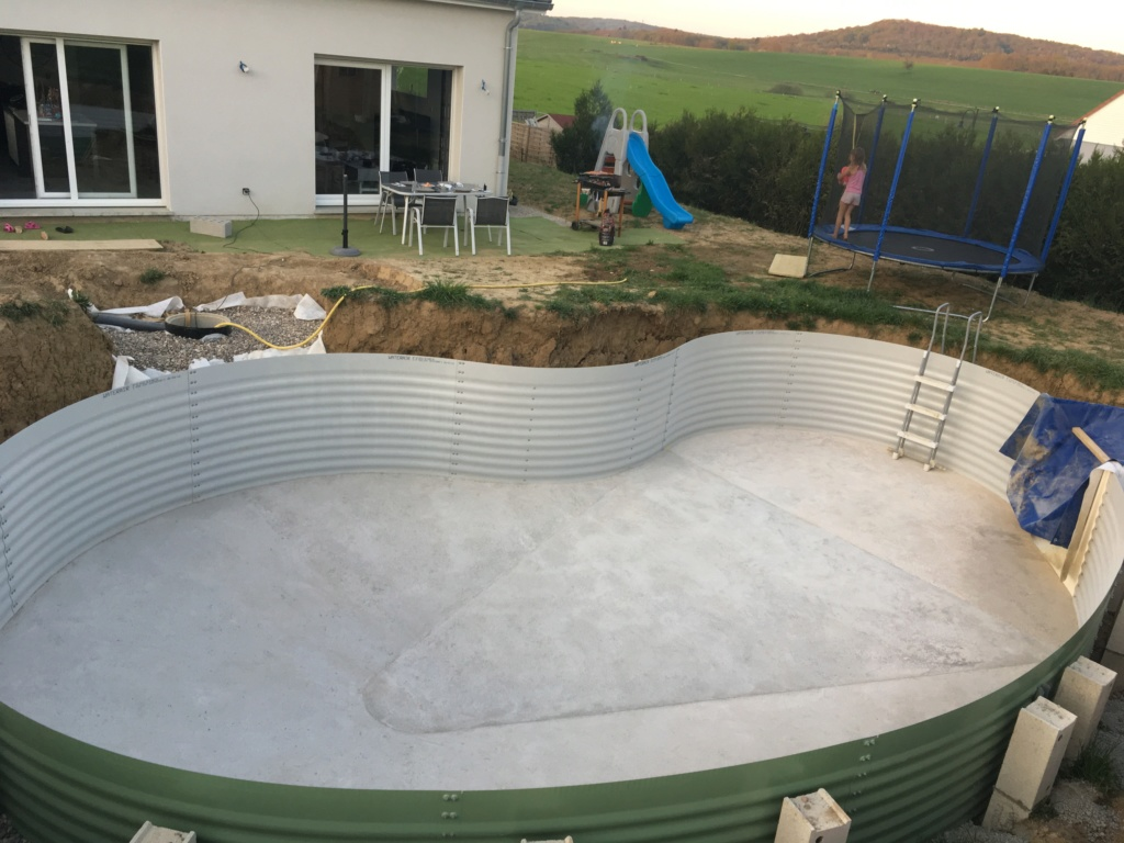 profondeur excavation / Gravier de drainage / plot réglable ? Img_2311