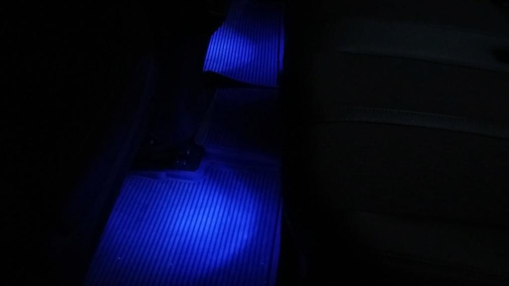 Luz cortesía plazas traseras II A711