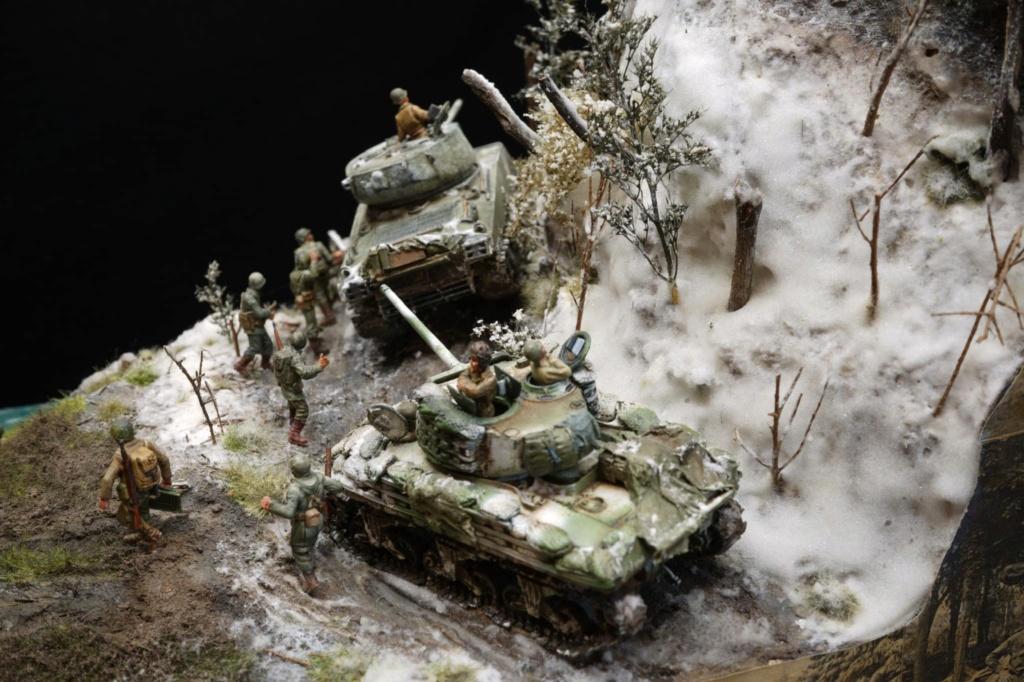 Diorama de Shermans sur tous les fronts !  14056610