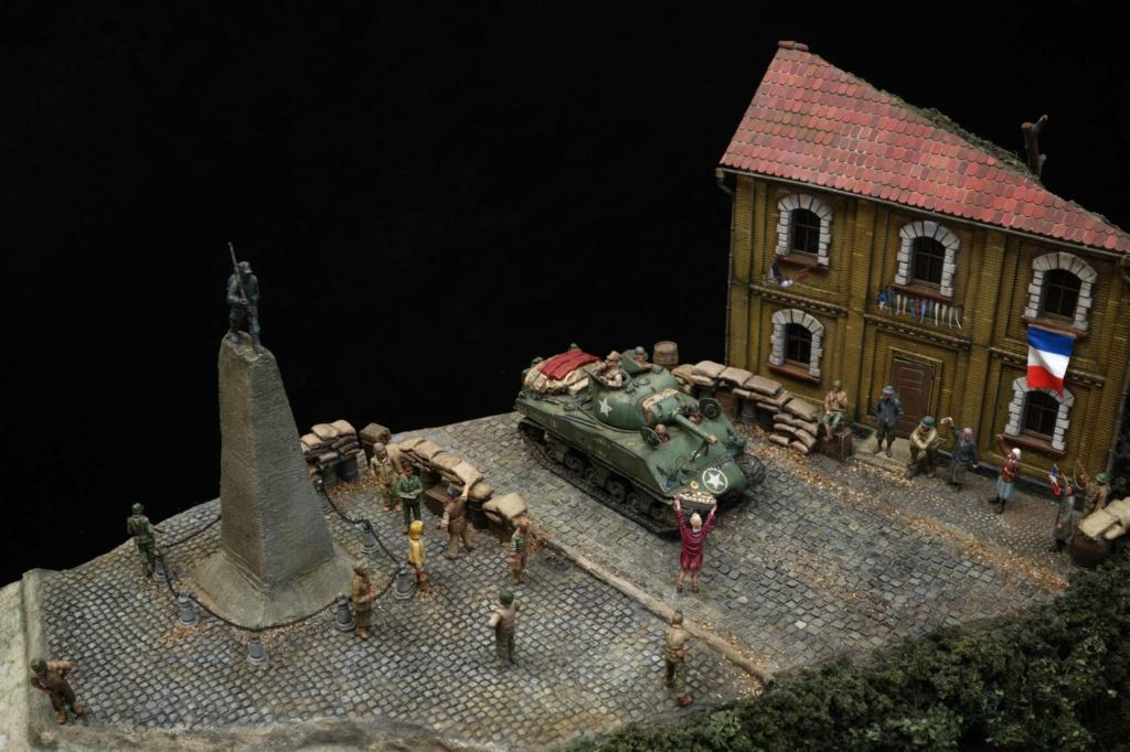 Diorama de Shermans sur tous les fronts !  14072711