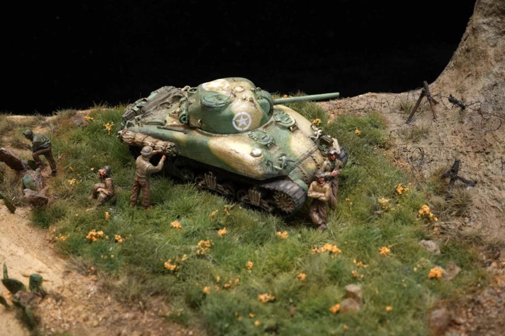 Diorama de Shermans sur tous les fronts !  14073112
