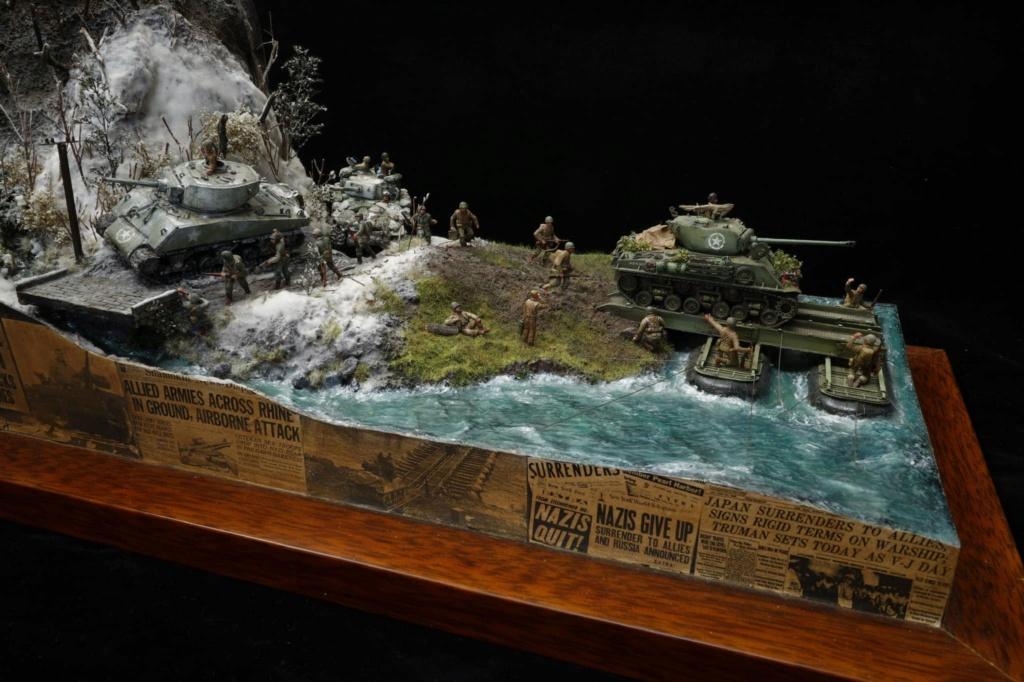 Diorama de Shermans sur tous les fronts !  14098711