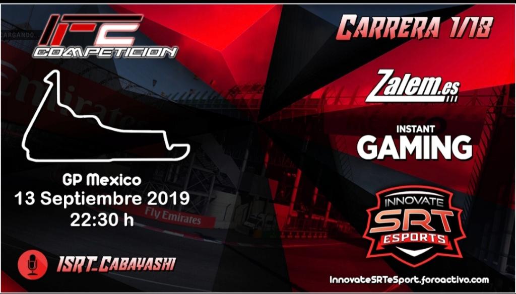 Temporada: GP México #1 Mzoxic10