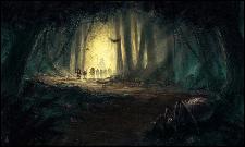 O Fantasma da Floresta das Trevas - O Um Anel