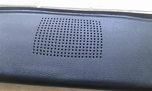 Vinyl Tableau de bord Imitation Bois 1011