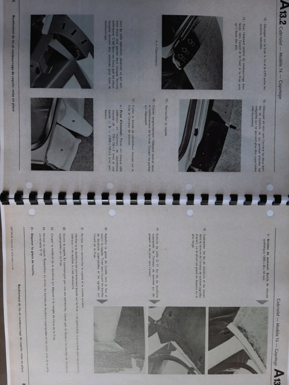 Recherche notice de montage Capote Karmann Ghia 1968 20210910