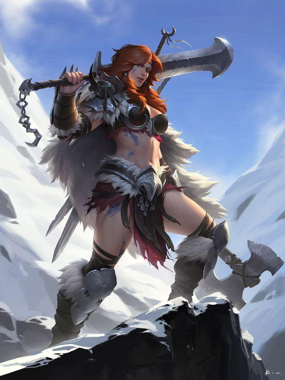 Mind Storm - Dungeon world - 5 vagas - Página 2 Barbar10