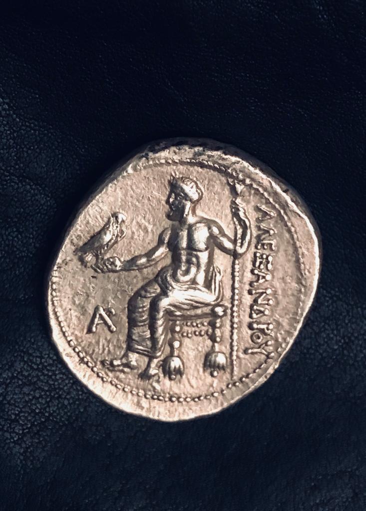 Tetradracma de Alexandro III de Macedonia. Biblos Img-2017