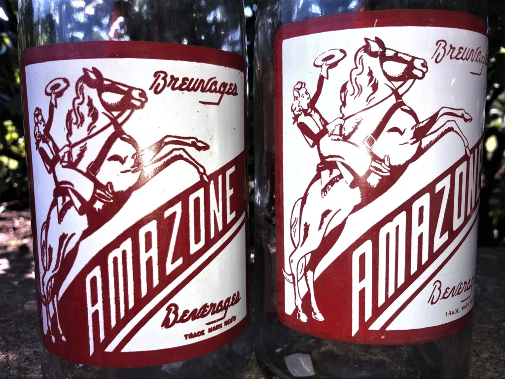 Variante bouteille Amazone Cap de la Madeleine Amazon11