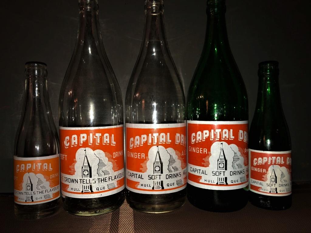 CAPITAL SOFT DRINKS REG. - Hull, Québec **ACL** Capita11