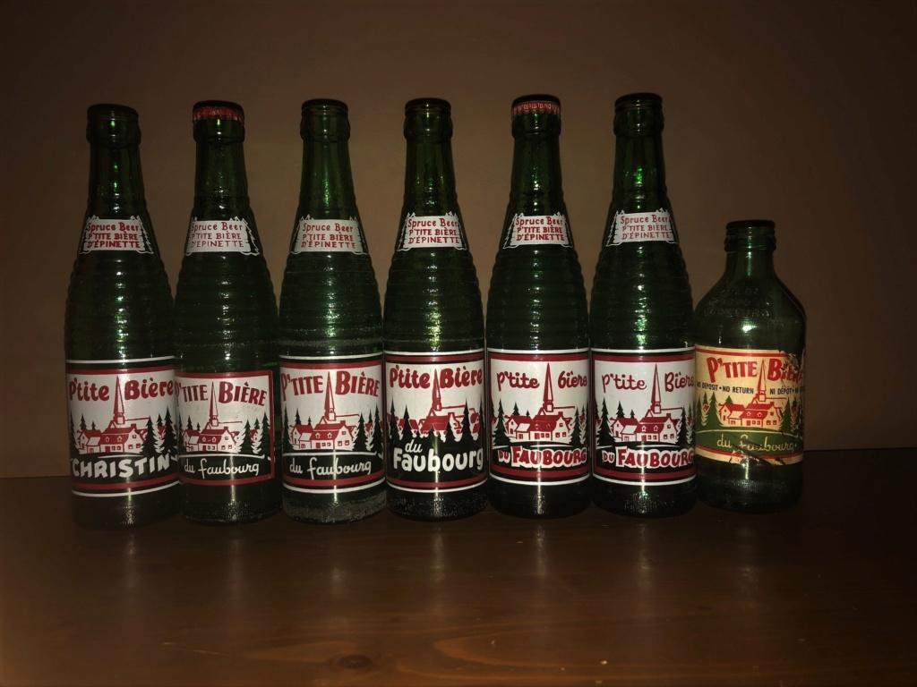 Famille Du Faubourg et Christin de la P'Tite bière épinette Faubou13
