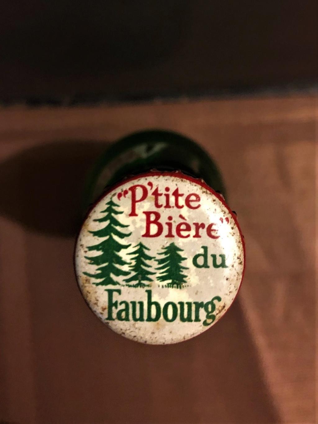 Famille Du Faubourg et Christin de la P'Tite bière épinette Faubou18