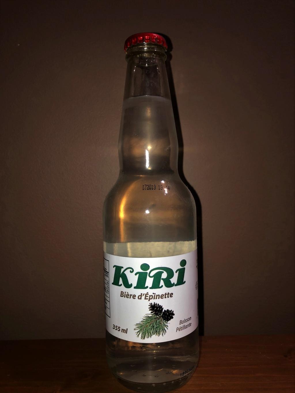 Liqueur du Québec et bière épinette de 2018 à 2020 Kiri_z10