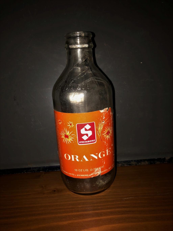 Question bouteille Steinberg Steinb10