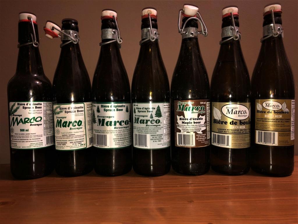 Liqueur du Québec et bière épinette de 2018 à 2020 Vieill10