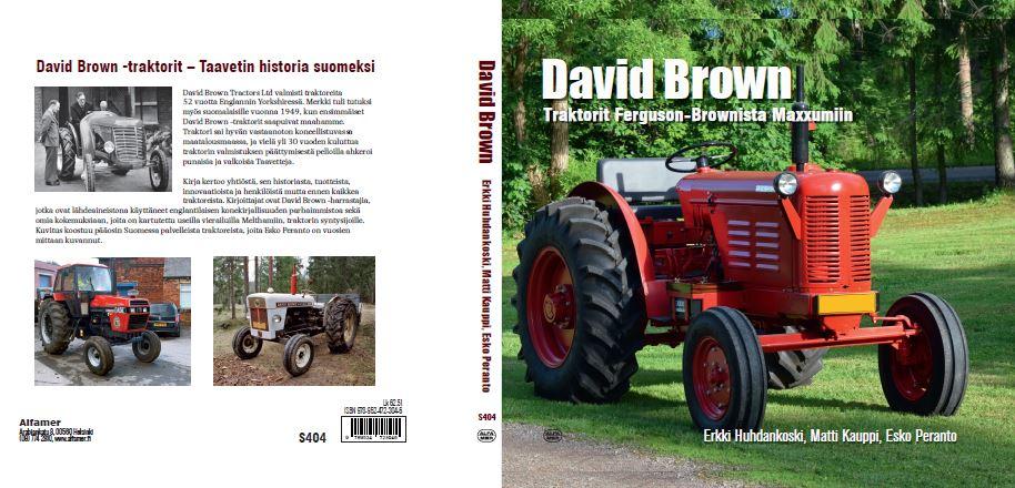 David Brown kirja Lopull10