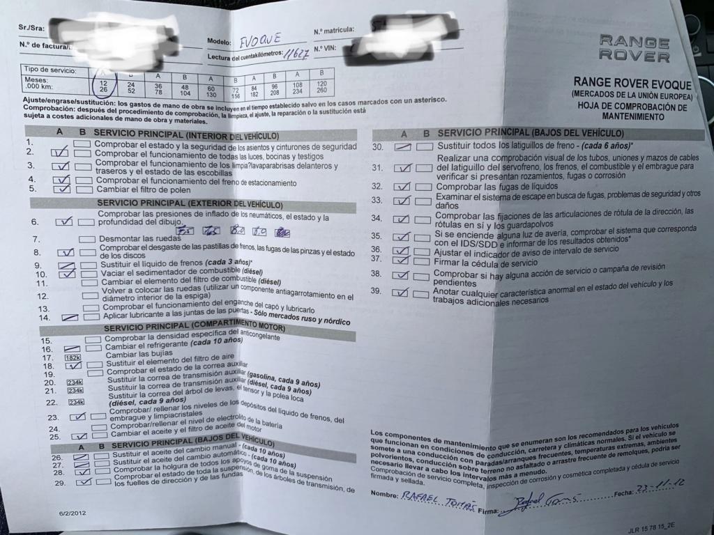 Range Rover Evoque TD4. ¿Cadena o Correa de distribucion'?. Img_8211
