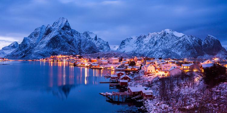 Роскошные пейзажи Норвегии - Страница 23 1-29510