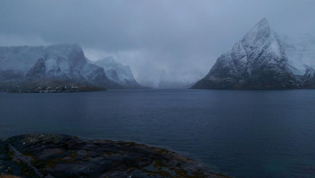 Роскошные пейзажи Норвегии - Страница 40 15165410