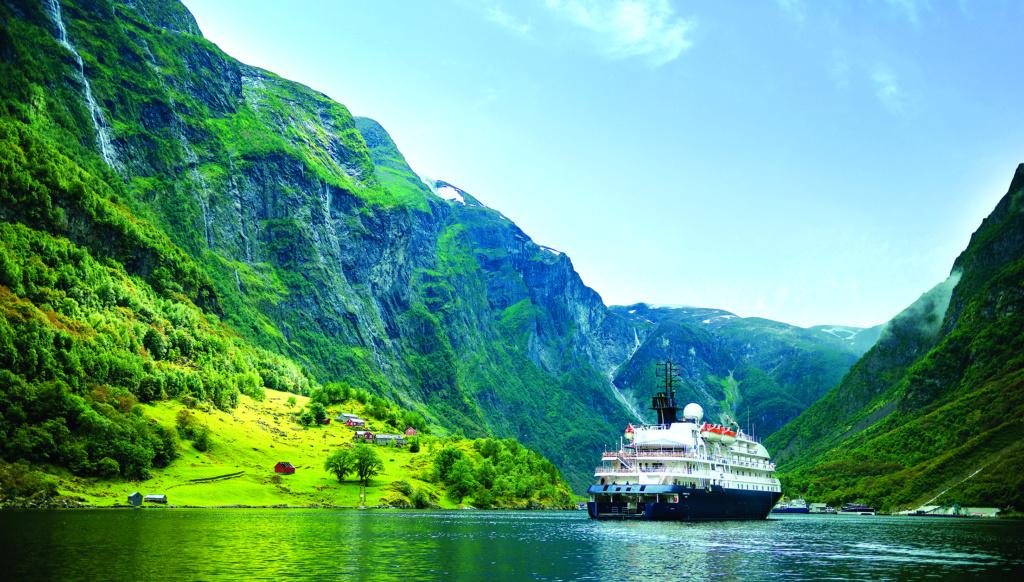 Роскошные пейзажи Норвегии - Страница 25 A-au-u10
