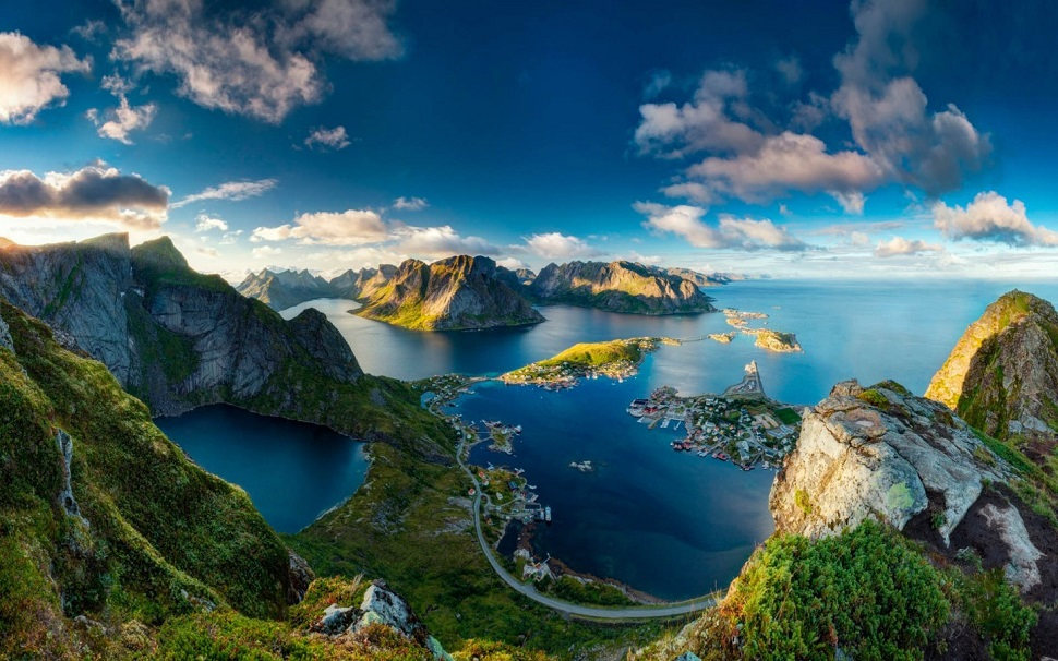 Роскошные пейзажи Норвегии - Страница 39 Aa-ao11