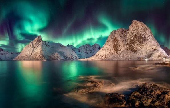 Роскошные пейзажи Норвегии Articl10