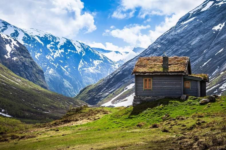 Роскошные пейзажи Норвегии - Страница 25 Block_10