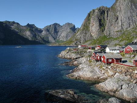 Роскошные пейзажи Норвегии - Страница 38 Norge_11