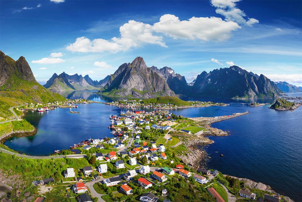 Роскошные пейзажи Норвегии - Страница 38 Norveg13