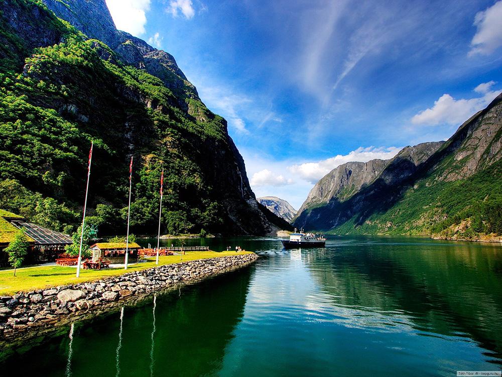 Роскошные пейзажи Норвегии - Страница 38 Norway12