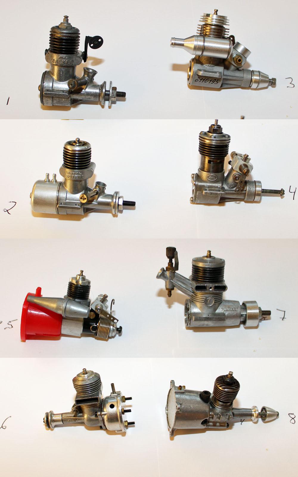 Need help identifying engines Engine16