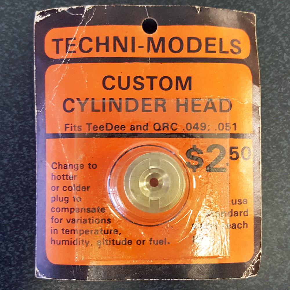 Unknown head adapter Techni10