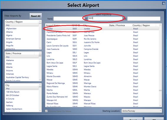Como atualizar um ICAO no FSX e P3D? 1010