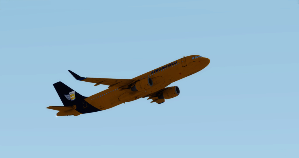 Textura Airbus X A320 Extended (AEROSOFT) FSX e P3D Lockhe10