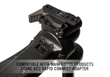 adaptateur magpul mlok- manfrotto rc2 Mag62410