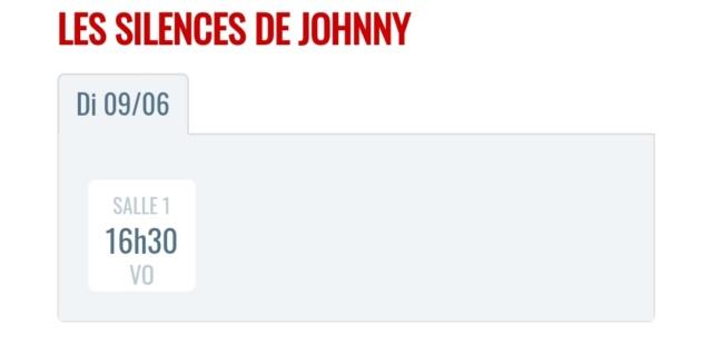 Les silences de Johnny 20190611