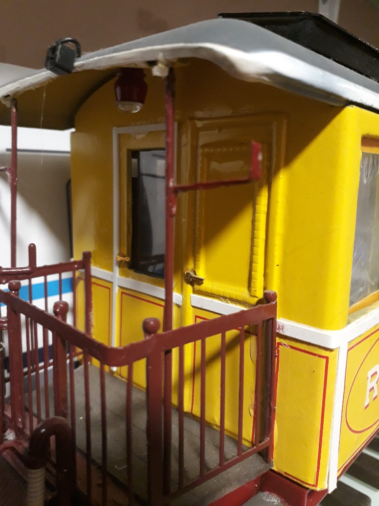 Construcció dels cotxes de viatgers Carcaixent-Dénia (Limón Exprès) a partir de vagons LGB - Página 7 20190910
