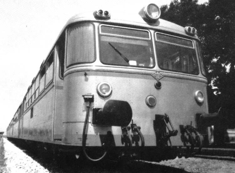 Ferrobus RENFE serie 591 a escala G 591-0310