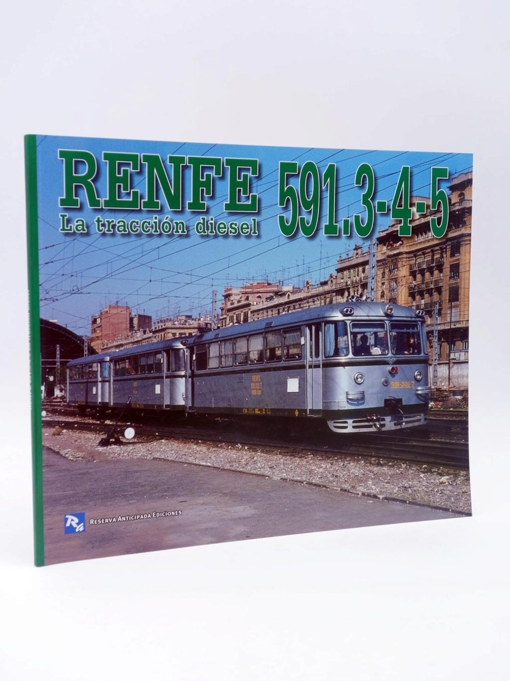 Ferrobus RENFE serie 591 a escala G 81oap010
